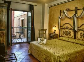 Hotel Victoria, hotel en Taormina