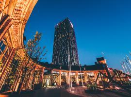 Solo Sokos Hotel Torni Tampere, hotelli Tampereella