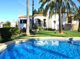 Betlems 2D, bungalow Dénia, hotel cerca de Parque Natural El Montgó, Denia