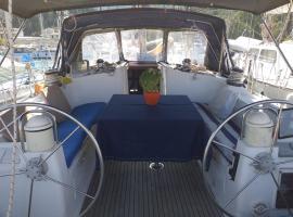 Aledoa Boat, boat in Benitses