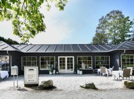 Hotel Skovpavillonen, hotel i nærheden af Odense Banegård, Kerteminde