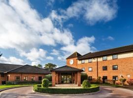 Delta Hotels by Marriott Milton Keynes, hotel in Milton Keynes