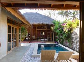 Villa Mandala, villa in Gili Air