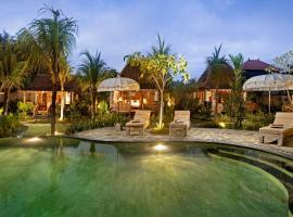 Green Space Villa, resort in Ubud
