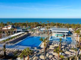 Hotel Riu Chiclana - All Inclusive, hotelli kohteessa Chiclana de la Frontera lähellä maamerkkiä Playa La Barrosa -ranta