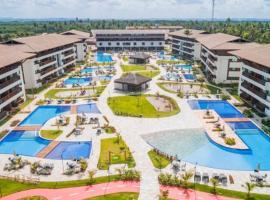 Apartamento Cupe Beach, hotel with pools in Porto De Galinhas