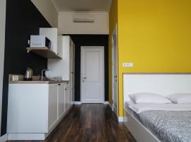 HOTEL N°10, hotel in Lviv