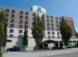 Holiday Inn Express Vancouver Airport-Richmond, hotel i nærheden af Vancouver Internationale Lufthavn - YVR,