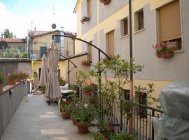 Albergo Ristorante Pizzeria La Bocca di Bacco, hotel in Abbadia San Salvatore
