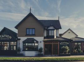 The Station Restaurant & Bar, hotel near Doncaster Sheffield Airport - DSA,