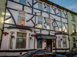 Thistle Dhu Guest House, hotel in Blackpool