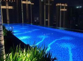 BrightonHome @Aurora Place Bukit Jalil, hotel near Axiata Arena, Kuala Lumpur