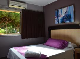 Hotel 170, viešbutis Kasteldefelse