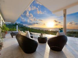Samui Sunsets Luxury Villas, hotel in Koh Samui