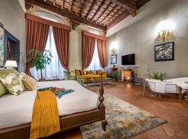 Palazzo Bianca Cappello Residenza d'Epoca, hotel in zona Ponte Vecchio, Firenze