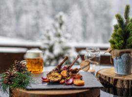 Pensjonat Orlik Mountain Resort&SPA, hotel near Ku Dolinie Ski Lift, Bukowina Tatrzańska