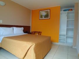 Hostal Praga Inn, guest house in Arequipa