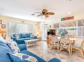 Island Breeze Cottage, Ferienunterkunft in Fort Myers Beach