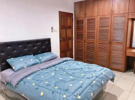 Private Master Room @near kk @convenient, homestay in Kota Kinabalu
