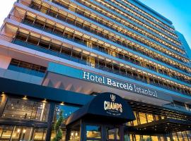 Barceló Istanbul, hotel in Istanbul