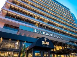 Barceló Istanbul, отель в Стамбуле