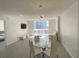 Chic and Modern, Brickell / Miami + FREE Parking, vacation rental in Miami