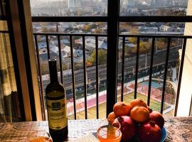 Dream Point, accessible hotel in Tbilisi City