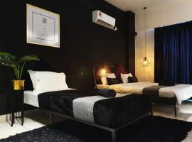 Favstay Aeropod Triple Room, apartment in Kota Kinabalu