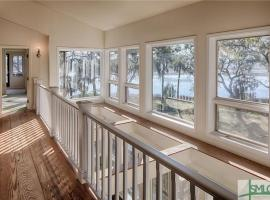 Peace & Tranquility, vacation rental in Savannah