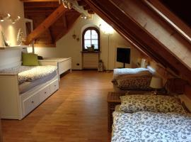 VILLA ROOMS, vacation rental in Laives