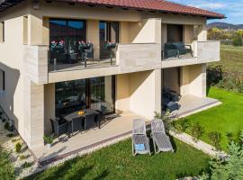 Füred Luxury Nyaralóház, golf hotel in Balatonfüred