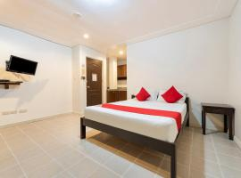 OYO 497 Paradise Hotel, hotel in Olongapo