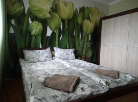 Tulips - close to the Airport, easy to the center, частна квартира в София