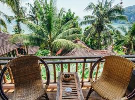 Railay Garden View Resort, hotel in Railay Beach