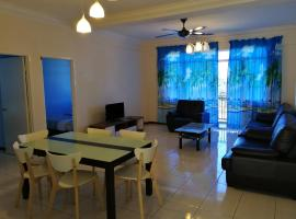 MH313 apartment, hotel di Cameron Highlands