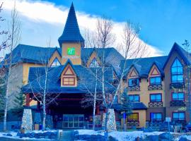 Holiday Inn Canmore, hotel in Canmore