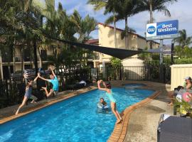 Best Western Airport 85 Motel, motel in Brisbane