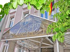 Hotel Alexandra, hotel in Plauen