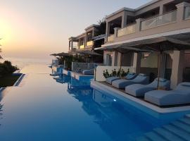 Paralia Luxury Suites, hotel near Agios Stefanos Beach, Agios Stefanos