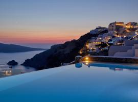 La Perla Villas and Suites - Adults Only, hotel en Oia