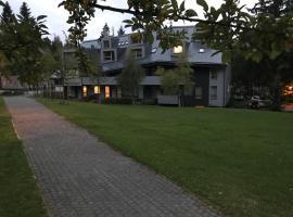 Apartmán Resident A001, apartmán v destinaci Harrachov