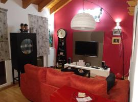 Agustina de Aragón, apartament o casa a Saragossa