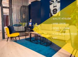 Style Room 81, hotel in Castres