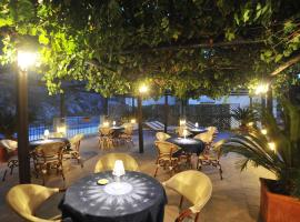 Villa Adriana Amalfi, pet-friendly hotel in Amalfi