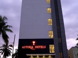 Astoria Hotels By Sparsa, hôtel à Madurai