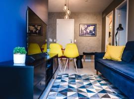 Happy Mood Lapa - Confort & Style in Rio's Bohemia, apartment in Rio de Janeiro