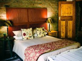Mont Rouge Cottage, hotel in Tulbagh