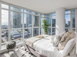Simply Comfort. Elegant Downtown Apartments, hotel in Toronto