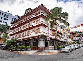 Olas Altas Suites Departamentos, hotel en Puerto Vallarta