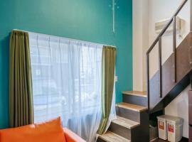 サッポロセントラルアパートメント P101、札幌市のバケーションレンタル